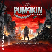 PUMPKIN Germany 2017 - The Last Hunter - Tickets