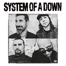 Eventim System Of A Down