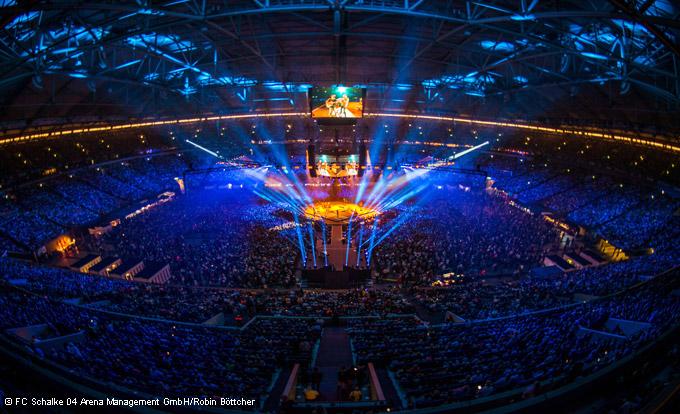 Arena oberhausen sitzplätze