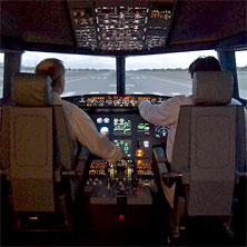 A 320 Flugsimulator -  JetSim Flightsimulation Berlin - Tickets