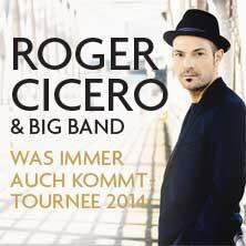 Roger Cicero & Big Band + Special Guest: Gregor Meyle