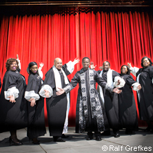Reverend Gregory M. Kelly's Best Of Harlem Gospel