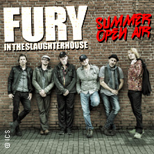 Fury in the Slaughterhouse - Zusatzkonzert