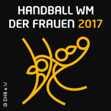 2017 IHF Handball WM der Frauen - Day Ticket - 02.12.2017