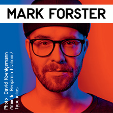 Mark Forster: Tape Tour 2017