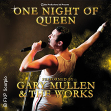 One Night Of Queen - Europas Queen Tribute No.1