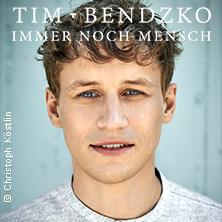 Tim Bendzko + Band - Immer Noch Mensch Tour