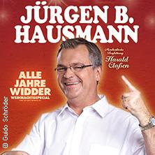 J?rgen B. Hausmann - Weihnachtsprogramm: Alle Jahre widder