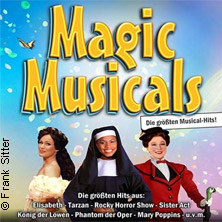 Magic Musicals - Die größten Musical-Hits - Tickets