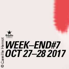 Week-End Fest 2017 (27.& 28.10.2017) - Tickets