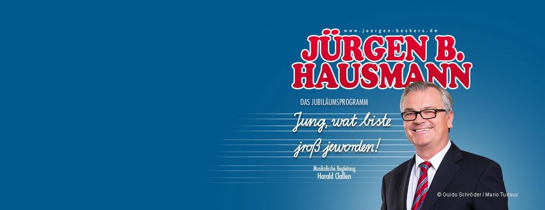 Jurgen B Hausmann Tickets Ticketonline De Jurgen B Hausmann Tour