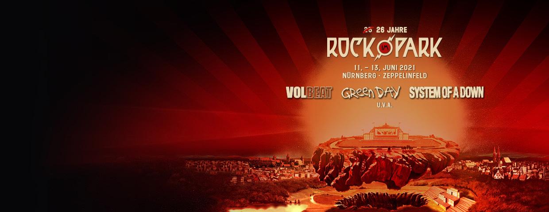Spielplan Rock Im Park 2021