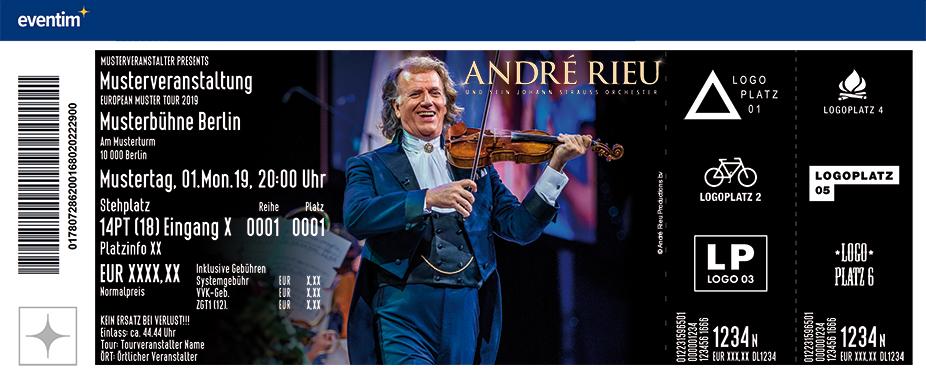 Andre Rieu Stuttgart 2021