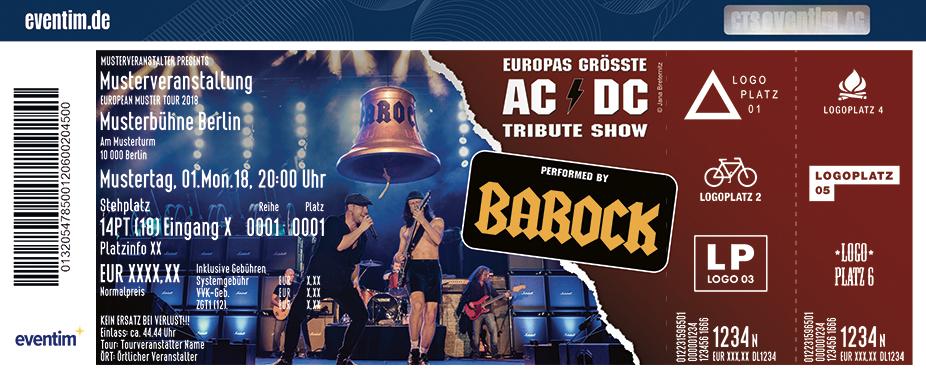 Barock Tickets Alter Schlachthof Dresden Dresden Am 120419 Bei