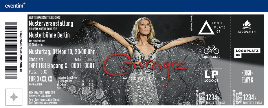Celine Dion Hamburg
