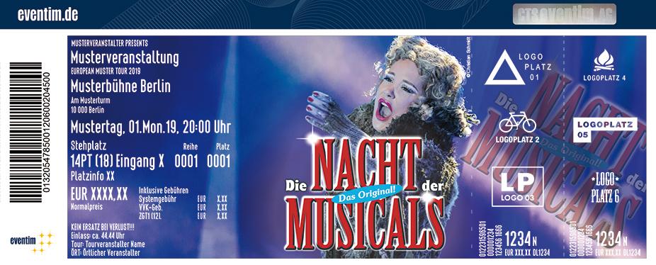 Eventim Nacht Der Musicals