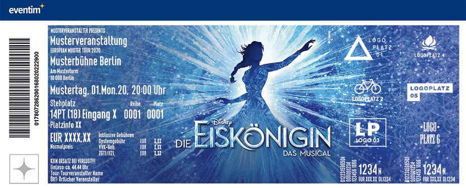 Eiskönigin Musical