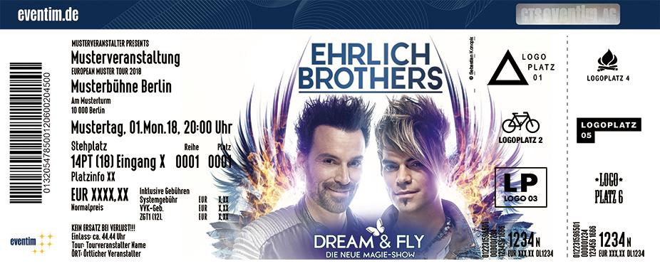 Karten Ehrlich Brothers