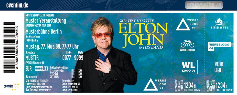 Elton John Tickets Elton John Tour Dates Concerts   2016 Car Release ...