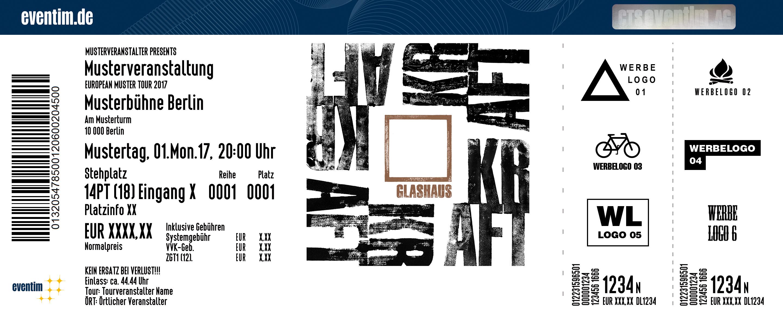 Glashaus Tickets: BATSCHKAPP Frankfurt FRANKFURT am 04.02.19 bei ...