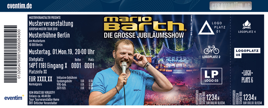 Mario Barth Tour