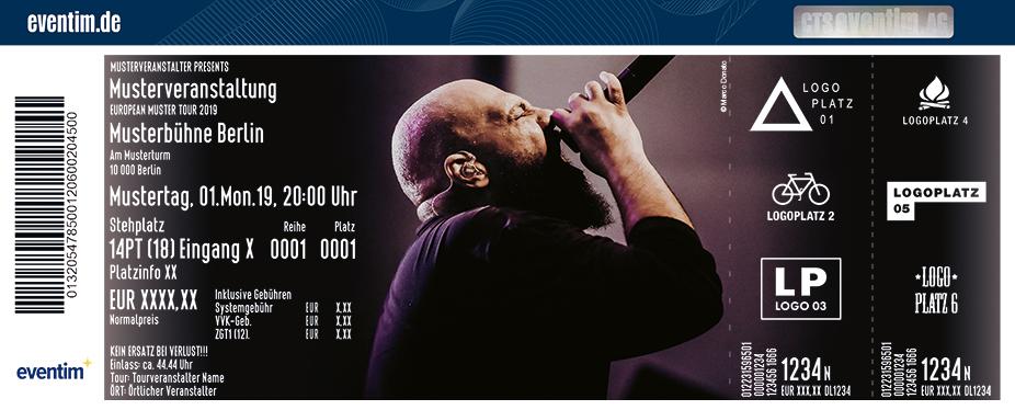 Moses Pelham Band Tickets Ticketonline De Moses Pelham Band Tour