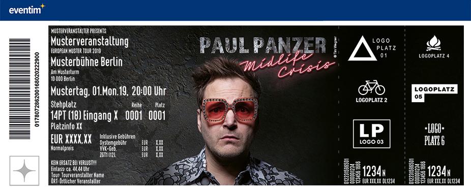 paul panzer tickets 2019
