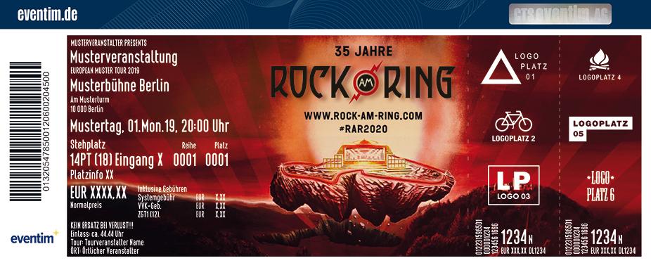 Rock Am Ring Karte