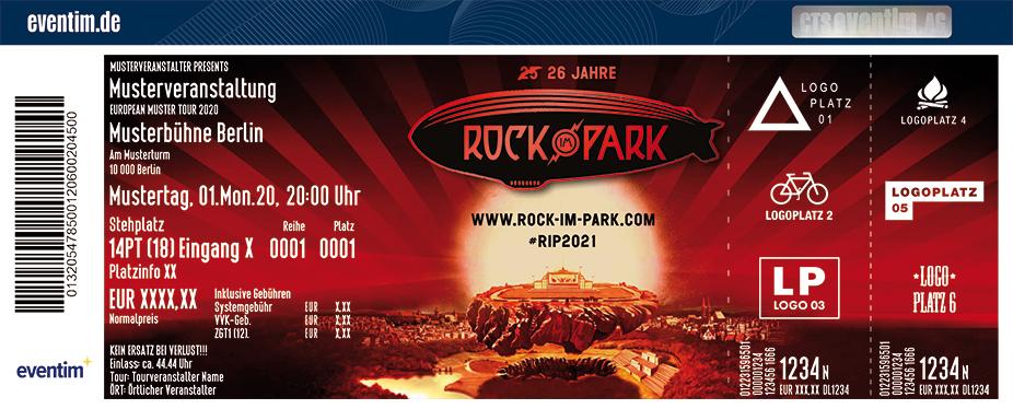 Rock Im Park Nürnberg 2021