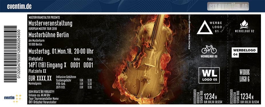 Rock Meets Classic Tickets Arena Nurnberger Versicherung Nurnberg