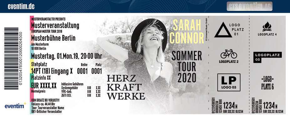 Tickets Sarah Connor