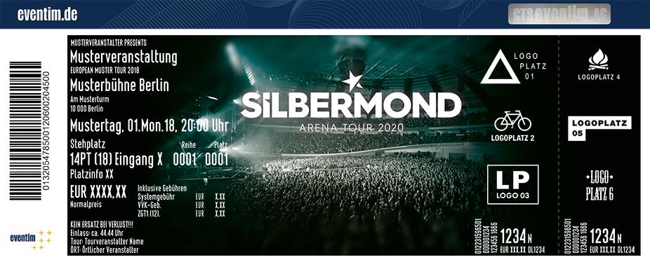 silbermond tour 2020