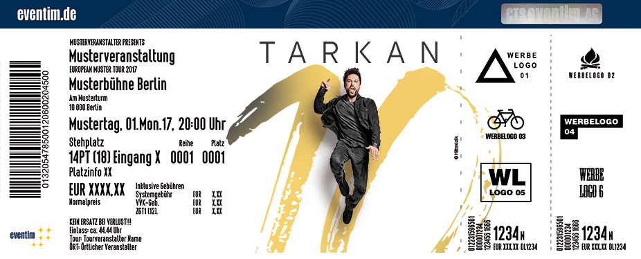 tarkan tickets m nchen am bei ticket online. Black Bedroom Furniture Sets. Home Design Ideas