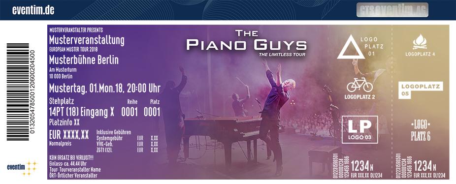 The piano guys berlin