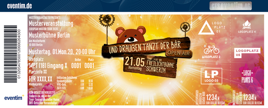 Freilichtbühne Schwerin 2021